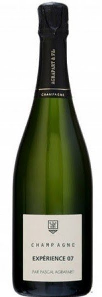 2007 Champagne Agrapart, Experience