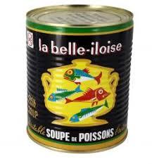 La Belle-Iloise Sope de Poissons / Fish Soup 800g