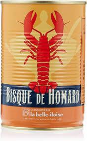La Belle-Iloise Bisque de Homard / Lobster Soup 400g